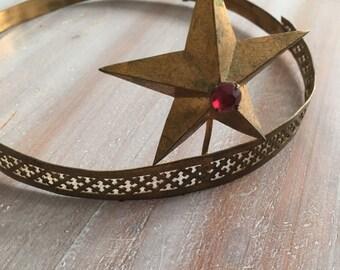Vintage Tiara - Crown