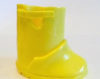 Rain Boots Cake Topper