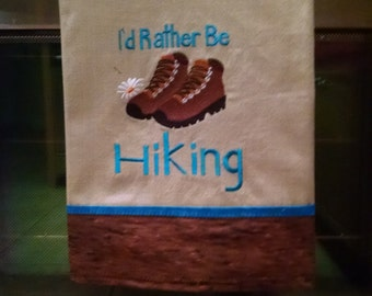 Towel, Hiking Tea Towel, Kitchen Towel
