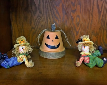 Mini Pumpkin Pot