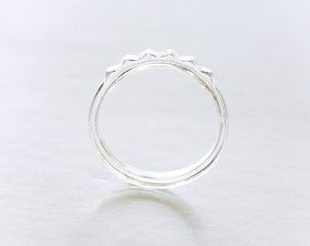 Aquarius Zodiac Ring