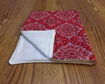 Burp cloth - single