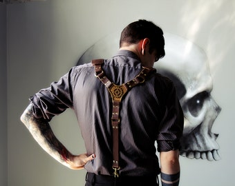 The Abbot Suspenders