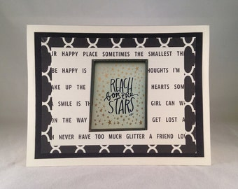 Set of 5 Reach for the Stars 1 Everyday LIMITED EDITION Cards