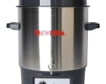 brewferm macrationcuisson cuisinire avec robinet et thermostat