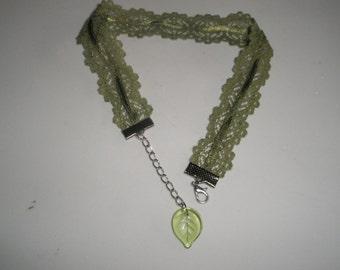 Handmade Lace Choker
