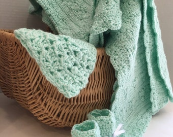 Mint Baby Layette