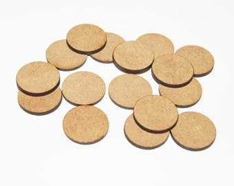 20mm Circle Shapes For Craft/Scrap-booking/Decoration