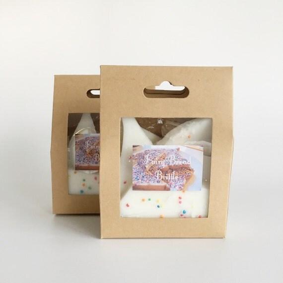 Fairy Bread Wax Brittle