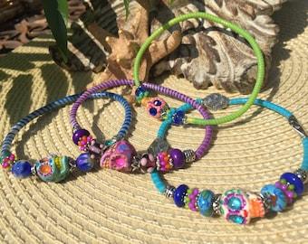 Salamanca Skull Bracelets