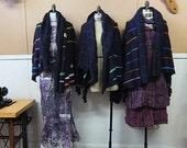 Mottainai Shawl + Blanket Series