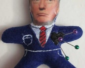 The Voodoo Donald  Doll