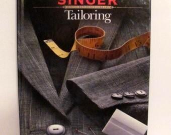 Singer Tailoring Book