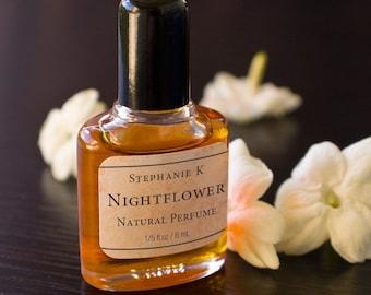 Nightflower - all Natural Botanical Perfume Mini