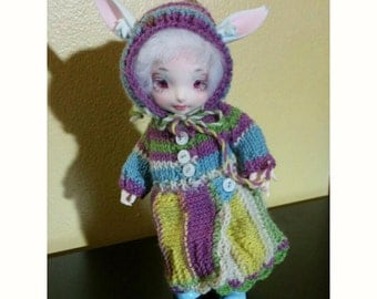 Epic Coat in Easter Egg colorway for Real Fee / Lati Yellow SP & similar