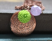 Locket Necklace, Valentines Day, Romantic,  Gifts for Her, Boxing Day Sale