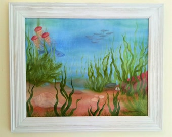 Under the Sea Oil Painting