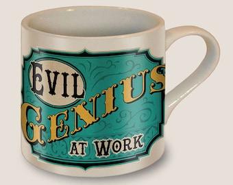 Evil Genius Mug by Trixie & Milo