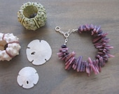 Purple Mermaid necklace for 1/4th scale Minifee dolls