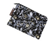 Catch All Bag holds chargers - cords - make up - collections - hard drives - FAST SHIPPING - Nightengale Fabric