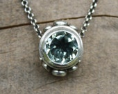 intergalactic lozenge necklace
