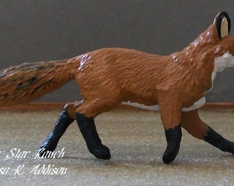 OOAK Personalized Pet - Any Animal - Traditional Classic Stablemate Scale Figurine One of a Kind