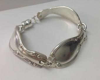 Mulit Link Spoon Handle Bracelet
