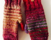 Noro mitts