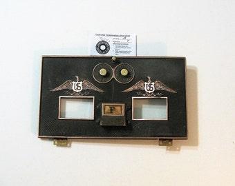 1902 Post Office Box Door  Combination Lock