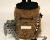 Han's Right Hand Man, Mr. Chewy, Hand Crafted Wookie Chalk Bag