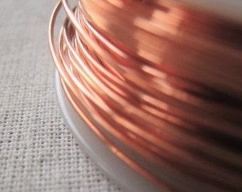 Copper Wire 22 Gauge Copper Jewelry Wire Item No. 8590