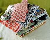 Fabric Scraps - Medium Flat Rate Box