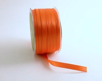 Ribbon Orange 100 Yards