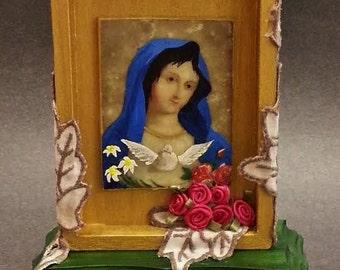 El Alma de Maria, retablo, shrine