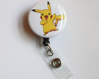 Pokemon Pikachu.. BADGE REEL