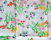 Vintage Flowered Pillowcases -Set of 4