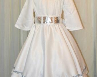 Galaxy Far Away Princess Dress - Girls size 1-14