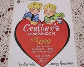 Crafters Companion Book