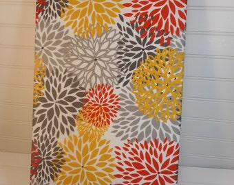 Swarvoski Crystals Embellished Fabric Wall Art