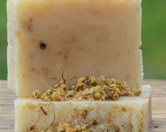 Chamomile Soap All Natural