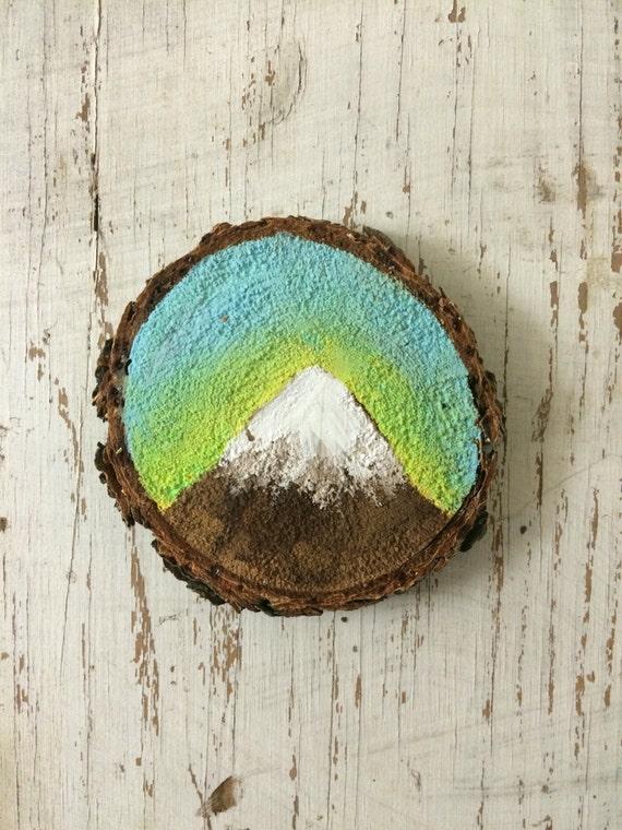 Mini Mountain - Glowing Peak