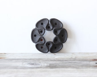 Dansk Cast Iron Candle Holder by JHQ