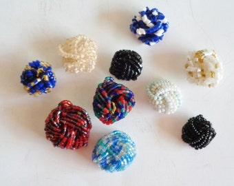 Cluster Earring Tops