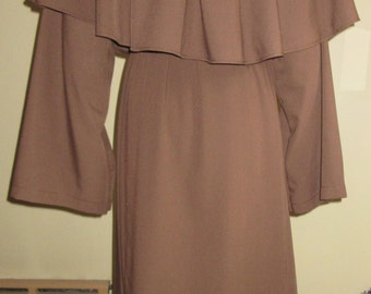 Made to Order Complete Monk Habit with Tunic, Scapular, Mantel and Hood