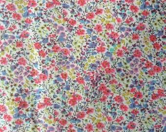 Liberty Tana Lawn fabric Phoebe  Fat Eighth Liberty Tissu