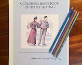 A Coloring Handbook of Figure Skating PRINT