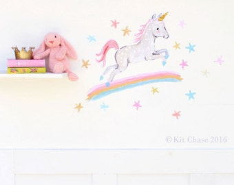 Over the Rainbow -- Wall Decal