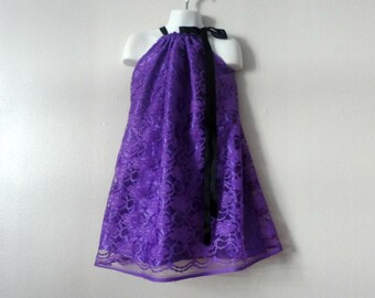 Girls Dress. Lace Dress. Purple Dress. Summer Dress. Girls Summer Dress. Girls Lace summer dress. Wedding dress. Formal Dress. Flowergirl