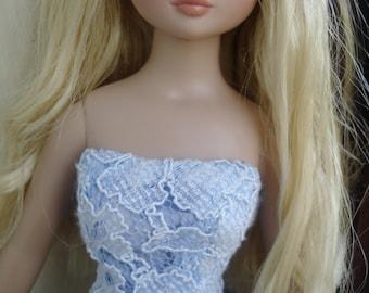 Tonner dolls dress and a free doll ellowyne wilde