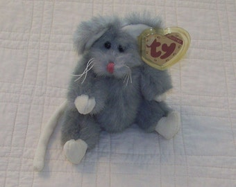 Squeaky The Ty Attic Treasure Mouse